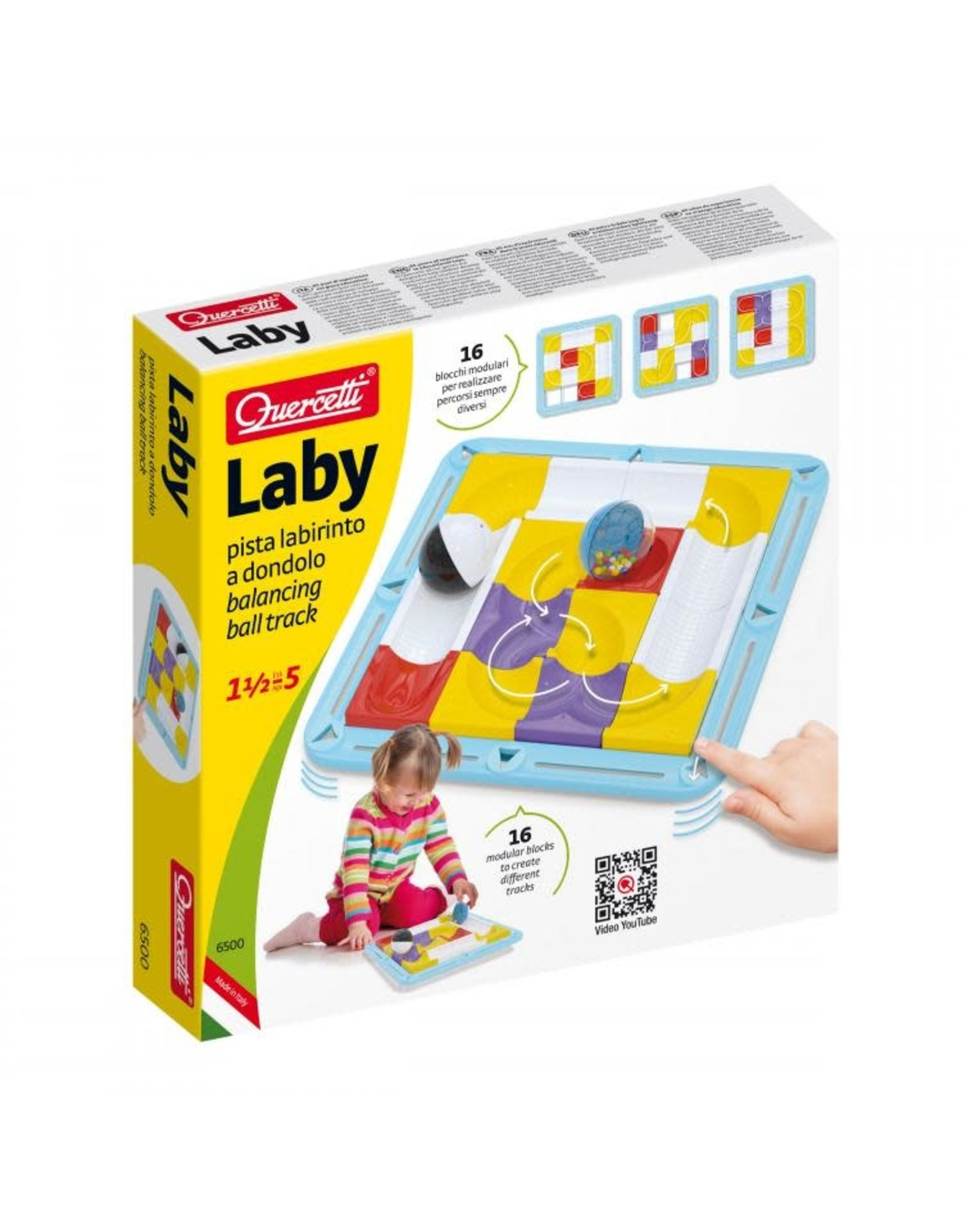 Quercetti Laby Toddler Labyrinth