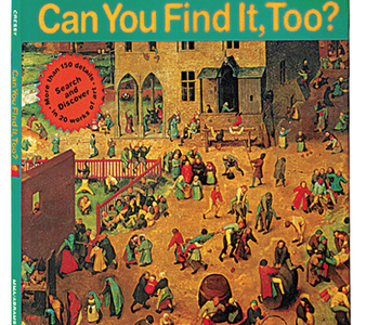 Can You Find It Too?