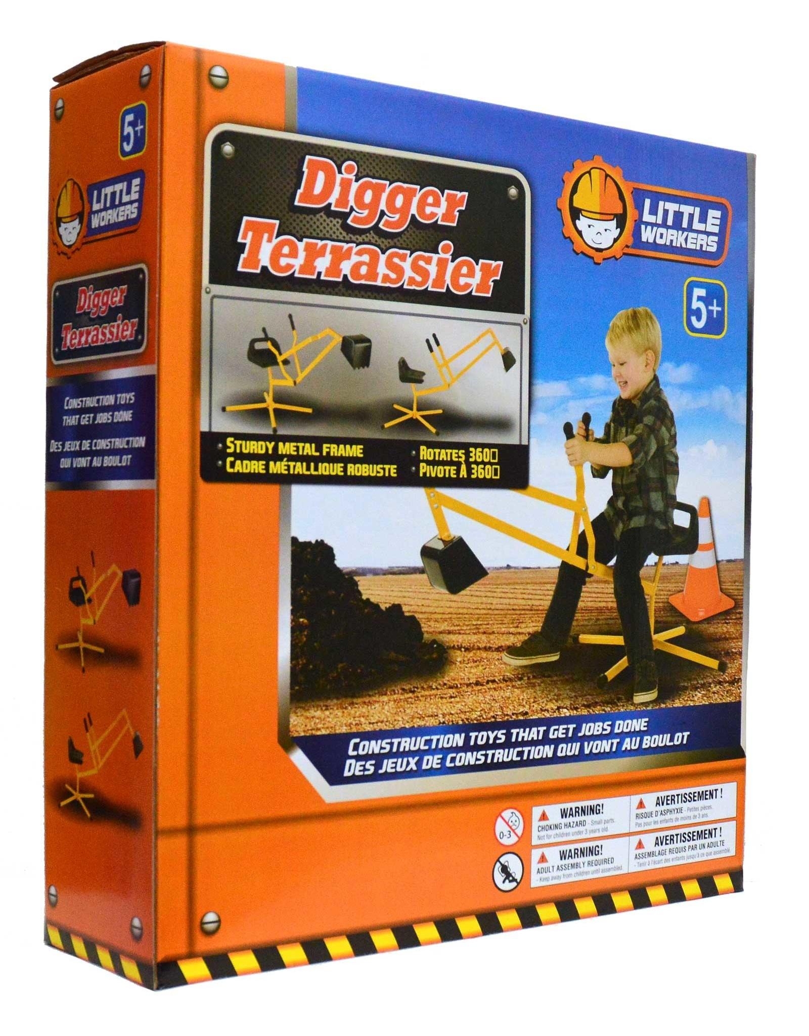 Plasmart Little Workers® Digger