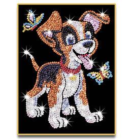Sequin Art Sequin Art Puppy
