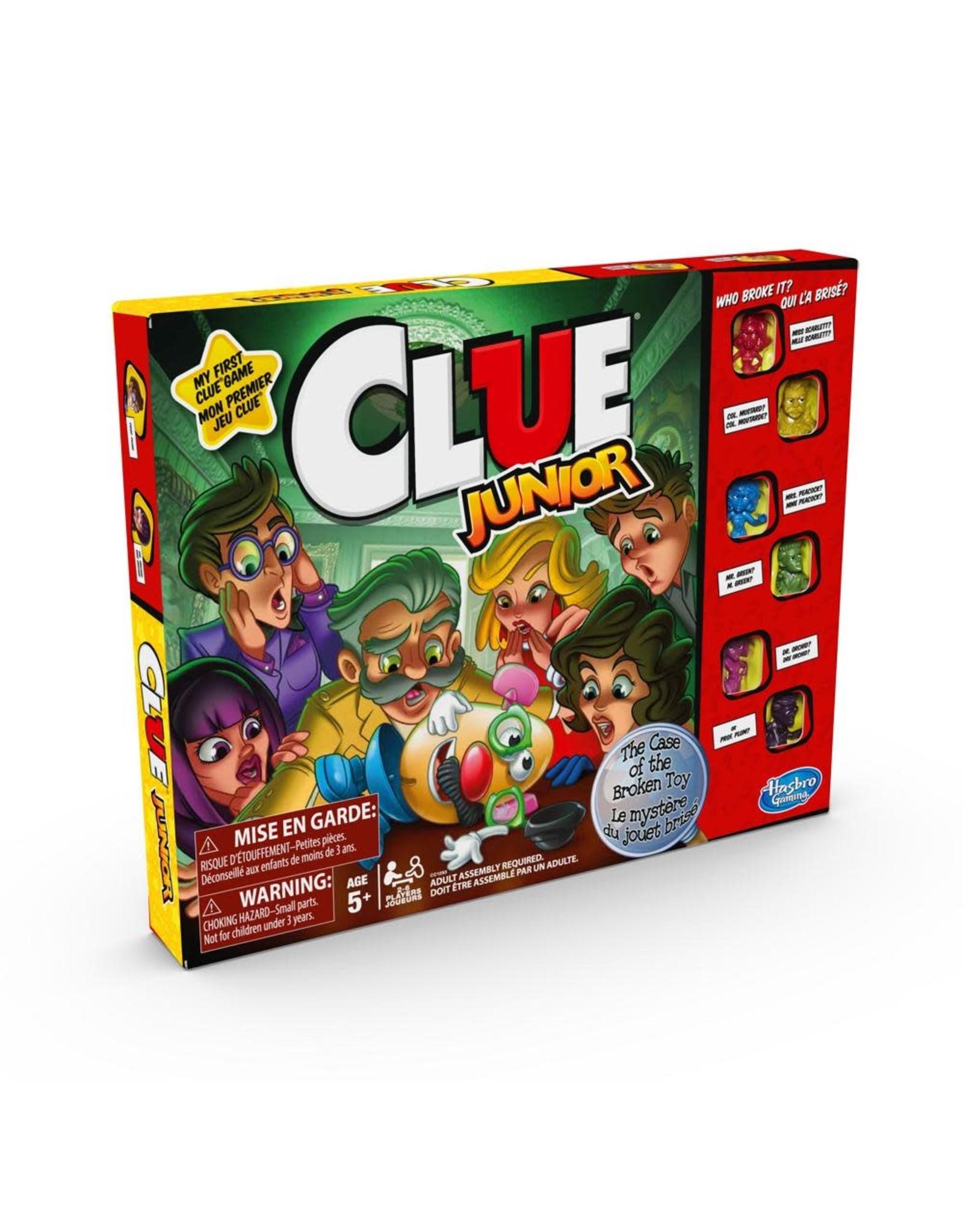 Hasbro Clue Junior