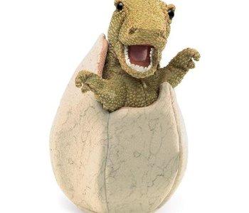 Dinosaur Egg Puppet