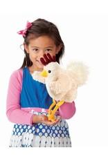 Folkmanis Funky Chicken Puppet