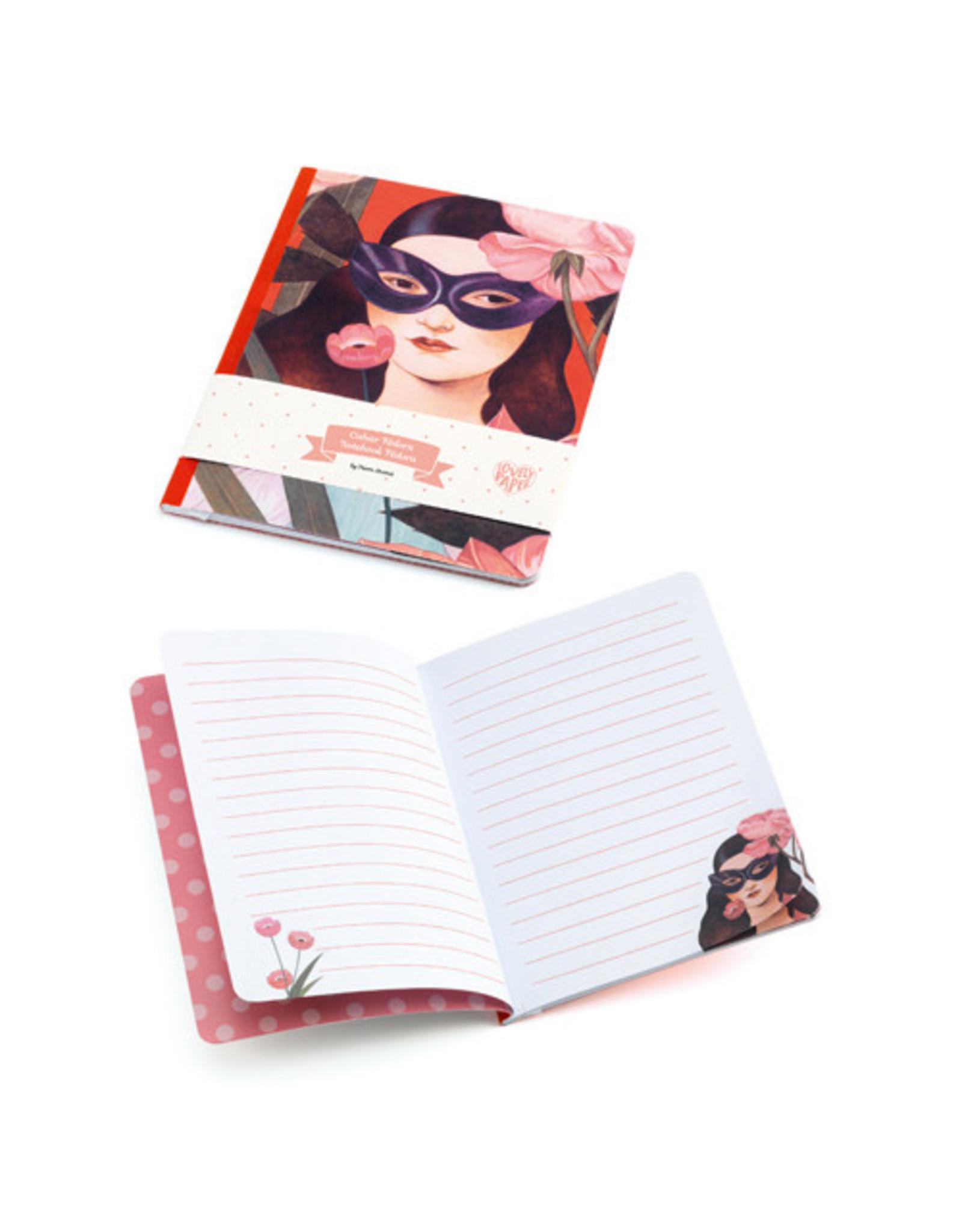 Djeco Fedora Notebook