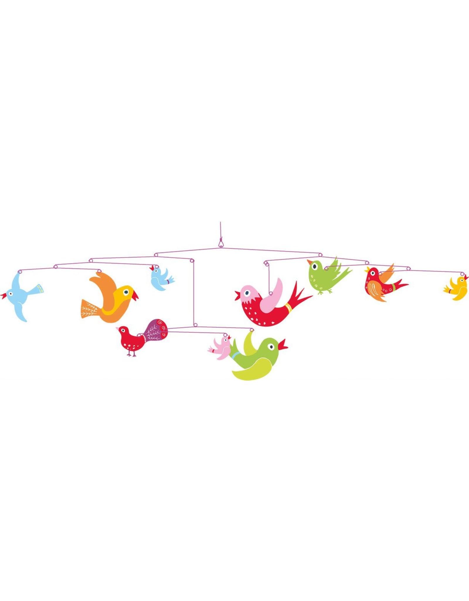 Djeco Mobile: Coloured Flight