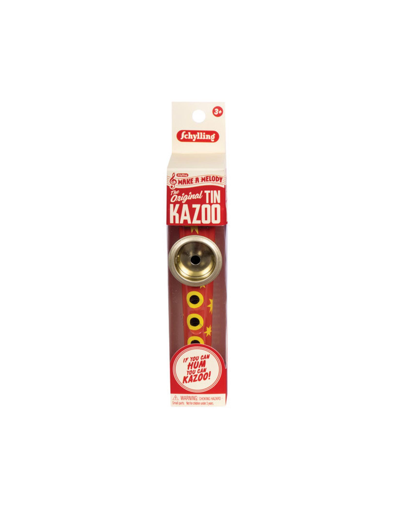 Schylling Tin Kazoo