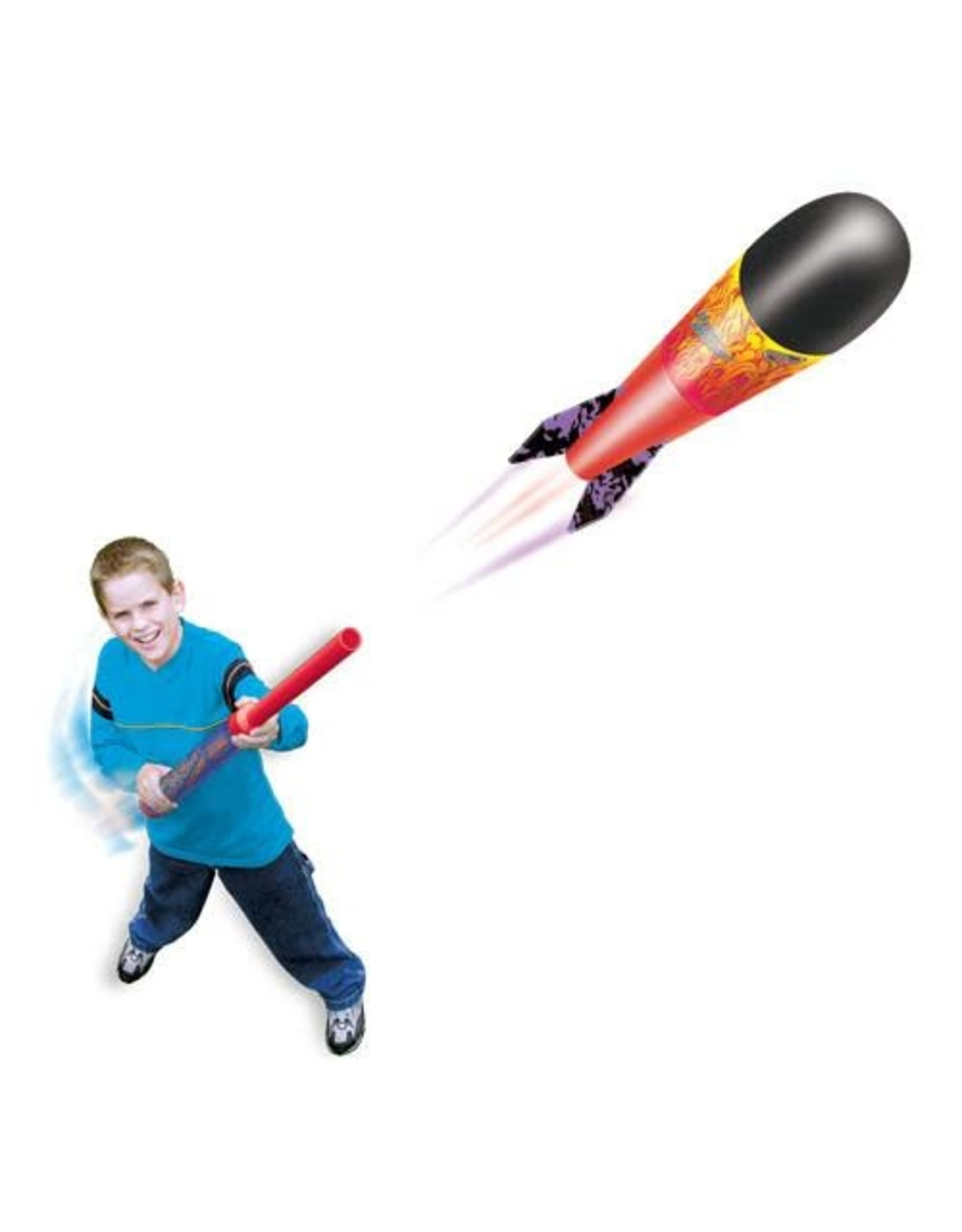 Geospace Large Original Pump Rocket