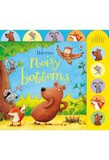 Usborne Noisy Bottoms Board Book