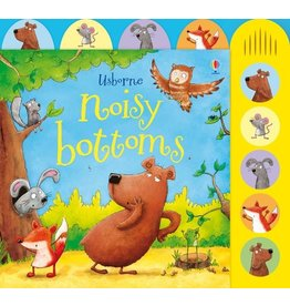 Usborne Noisy Bottoms Board Book