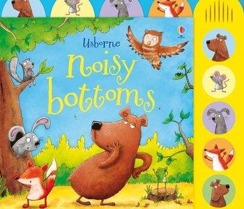 Noisy Bottoms Board Book