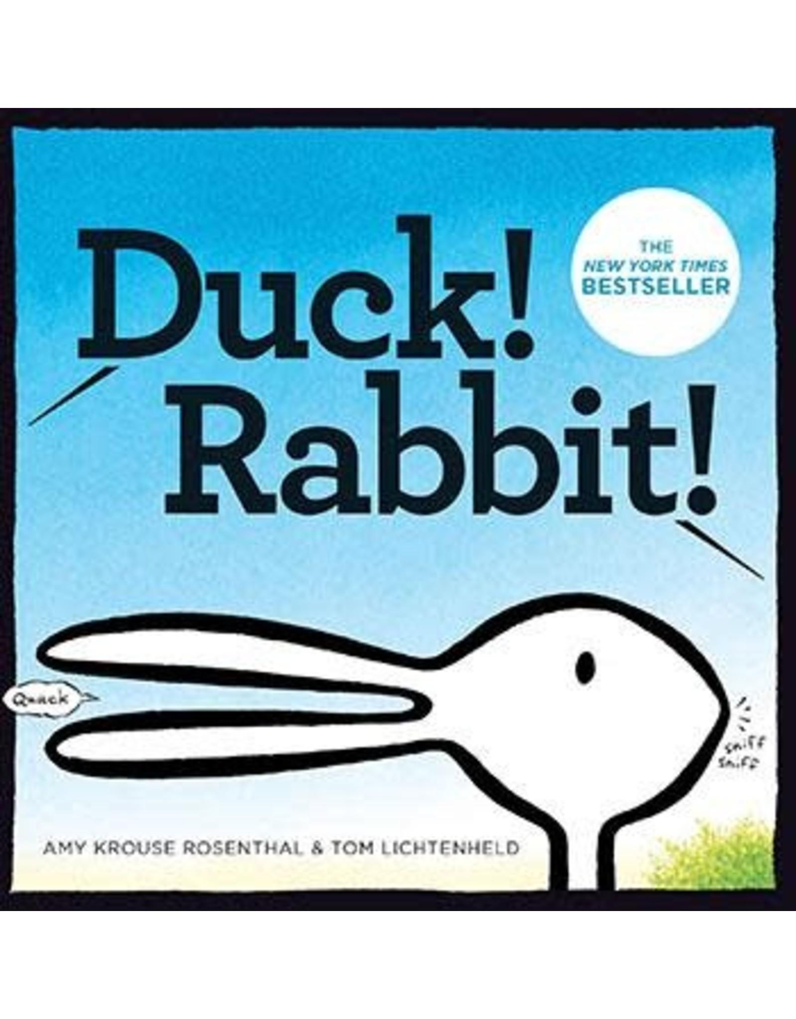 Chronicle Books Duck!  Rabbit!  Board Book
