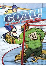 Dover Goal! The Hockey Colouring Book