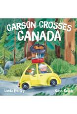 Tundra Carson Crosses Canada