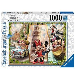 Ravensburger Vacation Mickey & Minnie 1000pc Puzzle
