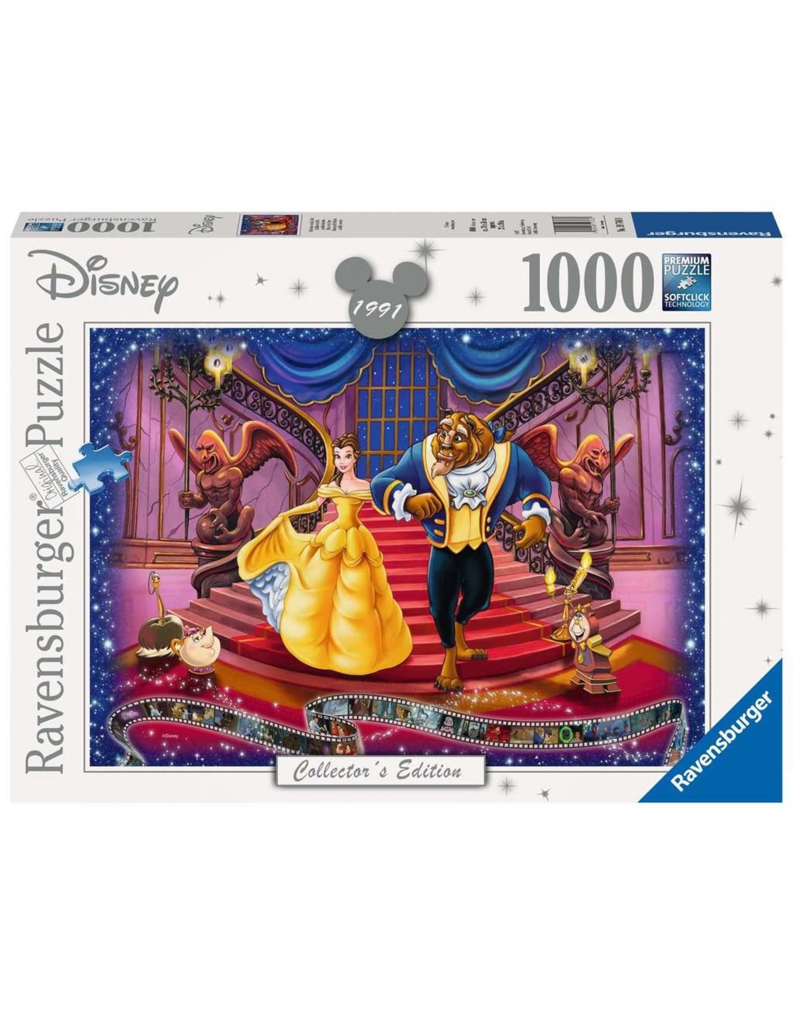 Ravensburger Disney Beauty & The Beast 1000pc Puzzle