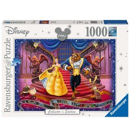Ravensburger Disney Beauty & The Beast 1000pc Puzzle