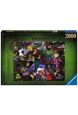Ravensburger Disney All Villains 2000pc Puzzle