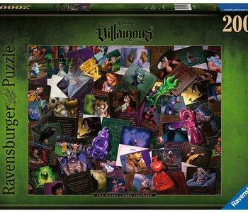 Disney All Villains 2000pc Puzzle