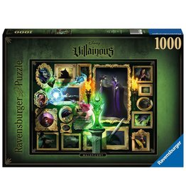 Ravensburger Villainous Maleficent 1000pc Puzzle