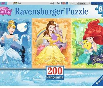 Beautiful Disney Princesses 200pc Puzzle
