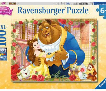 Belle & Beast 100pc Puzzle