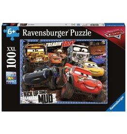 Ravensburger Cars Mudders 100pc Puzzle