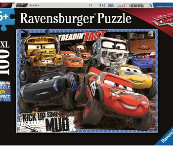 Cars Mudders 100pc Puzzle