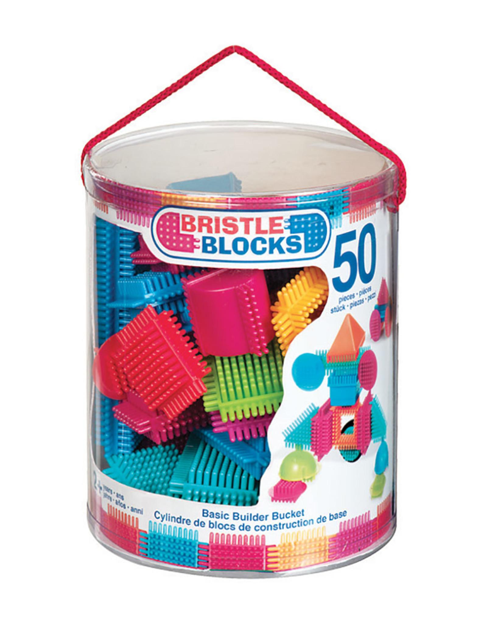 Battat Bristle Blocks 50pc