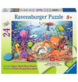 Ravensburger Fishie's Fortune 24pc Floor Puzzle
