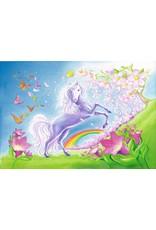 Ravensburger Rainbow Horses  2x24pc Puzzles