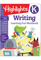 Highlights Highlights Kindergarten Writing Workbook