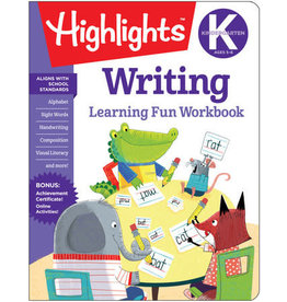 Highlights Highlights Kindergarten Writing Workbook