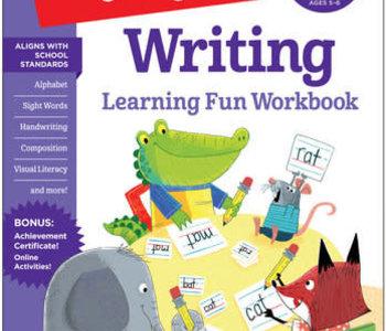 Highlights Kindergarten Writing Workbook