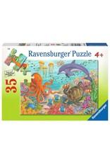 Ravensburger Ocean Friends 35pc Puzzle