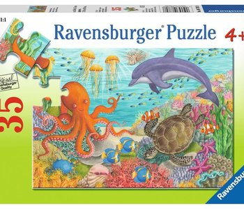 Ocean Friends 35pc Puzzle