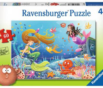 Mermaid Tales 60pc Puzzle