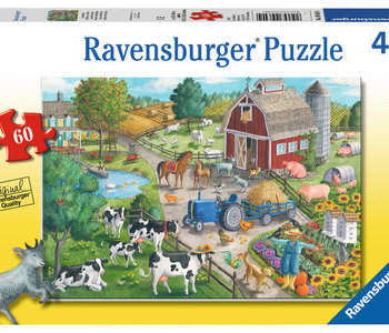 Home on the Range 60pc Puzzle