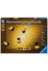 Ravensburger Krypt Gold Jigsaw 631pc Puzzle