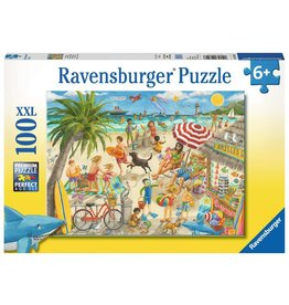Ravensburger Sunshine at Shelly's 100pc Puzzle