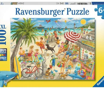 Sunshine at Shelly's 100pc Puzzle
