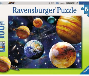 Space 100pc Puzzle