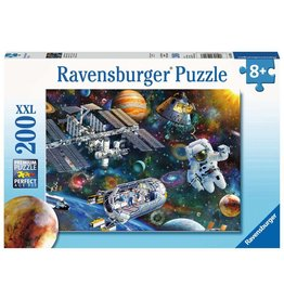 Ravensburger Cosmic Exploration 200pc Puzzle