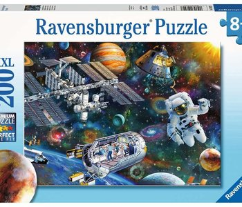 Cosmic Exploration 200pc Puzzle