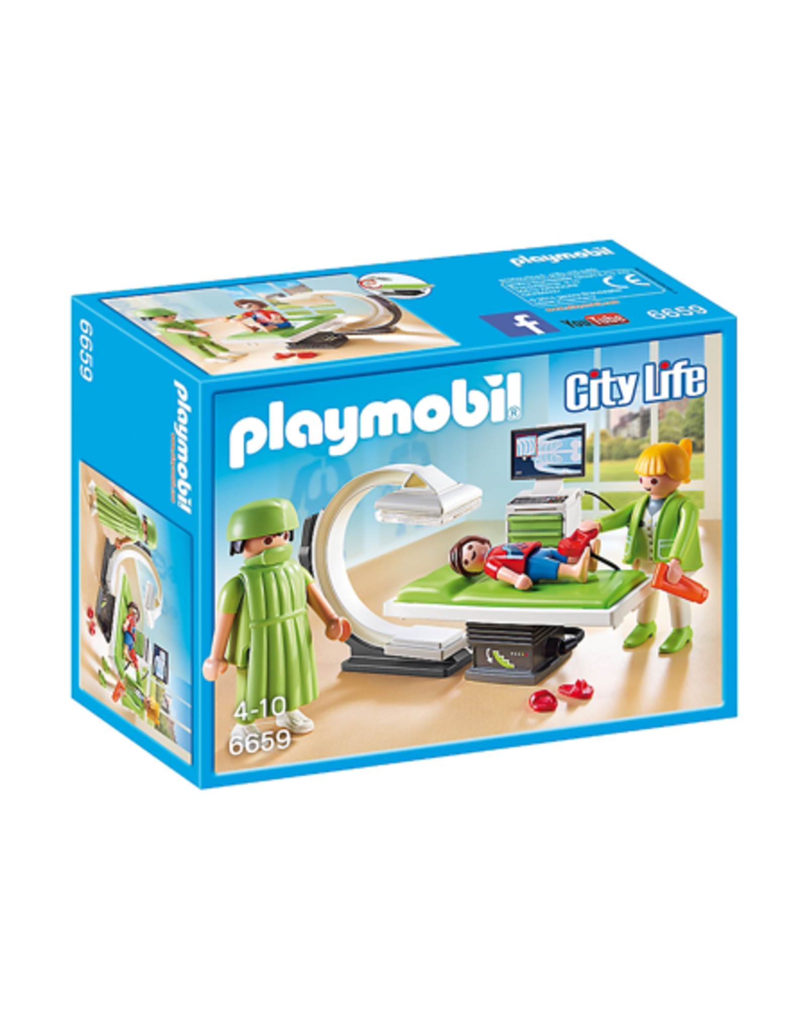 Playmobil X-Ray Room