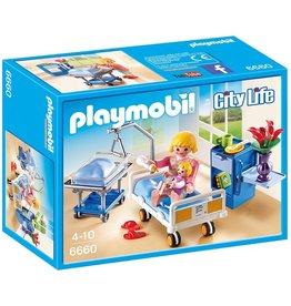 Playmobil Maternity Room