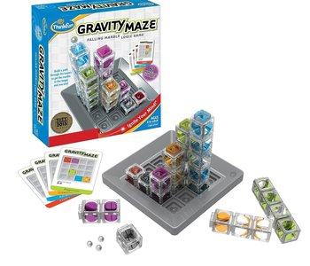 Gravity Maze Falling Marble Logic Game