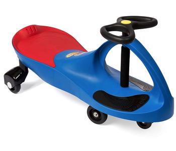 Plasma Car Blue/Red Seat