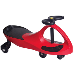 Plasmart Plasma Car - Red/Black seat