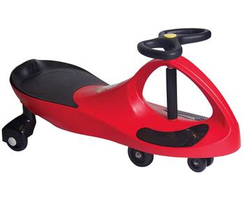 Plasma Car - Red/Black seat