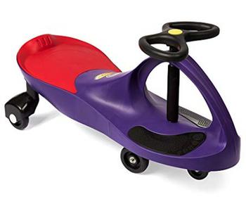 Plasma Car - Purple/Red seat